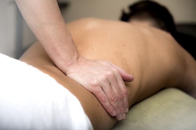 manuálterápiás kezelés